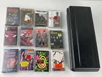 Cassette Lot Of 12 Cassette Tapes Hip Hop From the 90's - Check them Out!