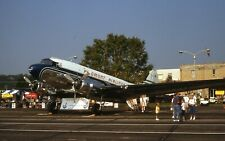 Redmond Airlines Airplane Douglas DC 3 Original 35mm Slide