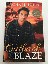 Brand New Outback Blaze by Rachael Johns Soft Cover Adult Fiction Book