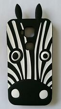 IT- PHONECASEONLINE SILICONE COVER PER CELLULARI ZEBRA PARA HUAWEI ASCEND G8