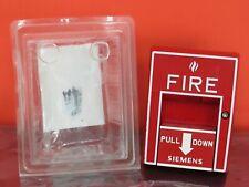 Siemens Hms S Addressable Single Action Pull Station 500 033200 Fire Alarm