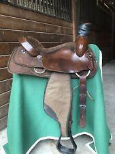 Saddle King Abetta 15� Western Roping Saddle With Pad & 34� Cinch