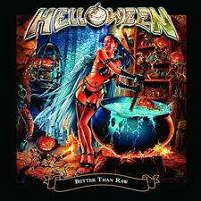 "HELLOWEEN ""BETTER THAN RAW (EXPANDED EDT)"" CD NEW+"