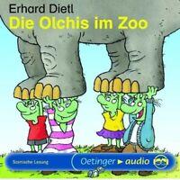 ERHARD DIETL - DIE OLCHIS IM ZOO 2 CD NEU