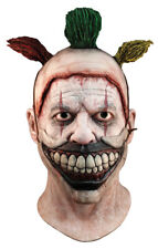 Adult American Horror Story Twisty The Clown Full Latex Mask Costume Marlfox100