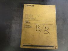 Caterpillar CAT 631E Tractor Parts Manual  1AB  SEBP1530-03