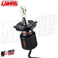 MF2072 - LAMPADINA FARO FANALE ANTERIORE LED BLADE H4 UNIVERSALE MOTO SCOOTER