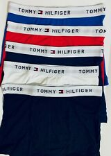 Tommy Hilfiger Regular Multi Color Stretch Trunk  3 Pack For Men