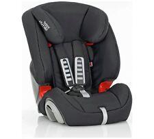 Britax Romer Evolva Car Seat, Group 1/2/3 - Cosmos Black Genuine
