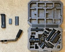 DJI Ronin S Gimbal Stabilizer With Extras Battery + Rear Handle