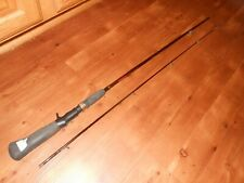 Two Piece Zebco Bullet casting Fishing rod 6 foot 0 inch medium action