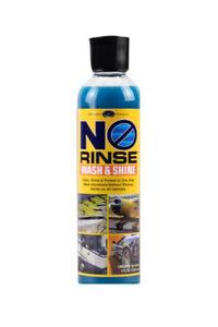 Optimum No Rinse Wash and Shine - 8oz (236ml)