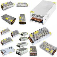 AC 110V-220V TO DC 12V 24V 5V Switch Power Supply Driver Adapter For Led Strip