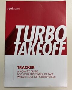 Nutrisystem TURBO TAKEOFF TRACKER - How-To Guide for 1st Week