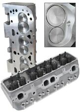 Aeroflow AF95-2350 Alloy Cylinder Heads 200cc Fits SBC 350 400 fits Holden Mo...