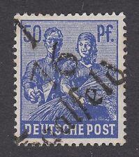 GERMANY, Soviet Zone, 1948. Bezirk Mi 178, 16 Saalfeld, Mint **