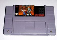 Mario VS Bowser and Mighty No. 9 - game For SNES Super Nintendo - Platform