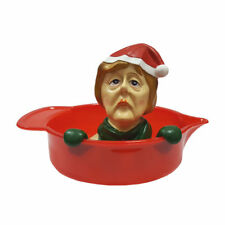 "Weihnachts-Angie Zitruspresse Xmas Saftpresse ""Angela Merkel"" Angie"