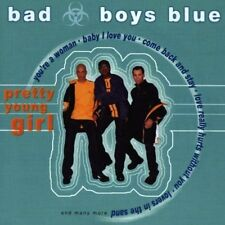 Bad Boys Blue pretty young girl
