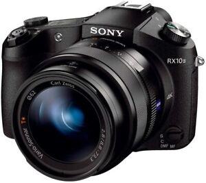SONY Cyber-Shot DSC-RX10 II 20.2MP Digital Camera Mark II 2 M2 MKII RX10M2 4K HD