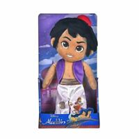 "Disney Aladdin Movie Character Plush Soft Toy - 12"" Boxed Posh Paws"
