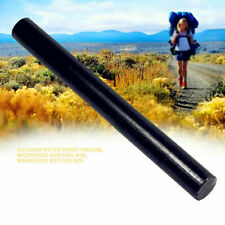 Flint Stick Fire Starter Lighter Magnesium Rod Outdoor Activity Survival Tools