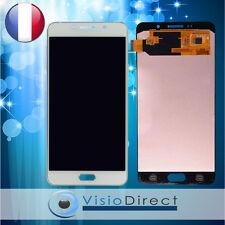 Ecran complet pour Samsung Galaxy A7 2016 SM-A710F blanc vitre tactile+ecran LCD