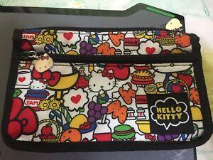 "Hello Kitty Jam Sanrio Women's Small Purse Bag 8"" x 5"""