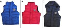 1 NEW ABERCROMBIE & FITCH MEN SAWTEETH MOUNTAIN, ROCKY FALLS PUFFER VEST S