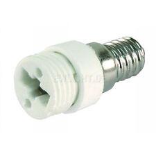3 x Sockel Adapter von E14 auf G9 Lichtadapter Adaptersockel Lampen Lampensockel