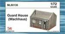 CMK Maritime ML80136 1/72 Resin WWII Small House or Guard House