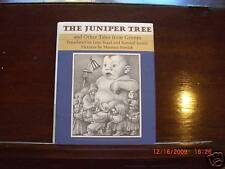THE JUNIPER TREE, Maurice Sendak, SIGNED, 2003 1st/1st thus, revised, HBDJ