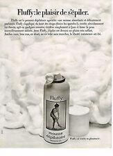 PUBLICITE ADVERTISING 044   1971   PLFUFFY   creme dépilatoire