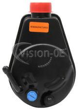 Power Steering Pump fits 1988-1989 GMC C1500,C2500,K1500,K2500  VISION-OE