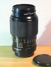 Canon FD 4,0/100 mm Macro ottimo stato!!! 12 mesi garanzia