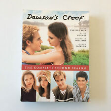 Dawson's Creek Second Season DVD 2003  4 Disc Set Season 2 Complete
