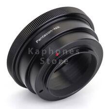Objektivadapter für Kiev 60 Pentacon Six Objektive an Nikon D800 D700 D5100 D90