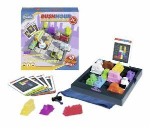 Gesellschaftsspiel Spiel der Logik Rush Hour Junior 76304  B-WARE unvollständig