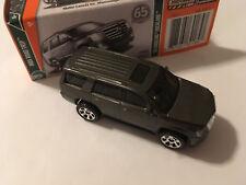 Matchbox Diecast 1:64 Gray 2015 Cadillac Escalade Diecast Model SUV Power Grab