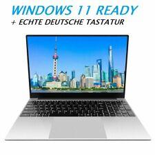 """15,6"""" Zoll Laptop Intel J4125 2,0GHz 8GB + 512GB M.2 SSD Win10 PRO+ WIN 11 READY"""