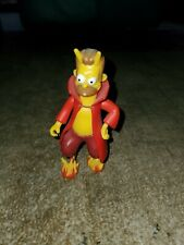 Rare The Simpsons Interactive figure Devil Ned Flanders