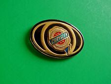 CHRYSLER TOWN & COUNTRY OVAL GOLD EMBLEM WING FRONT MOPAR 05 06 07 08 09 10 NEW