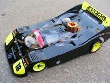 0097 Mercedes 1/8 GP RC Car Body Clear 295mm Serpent 977, 988 RX8 Delta Plastik