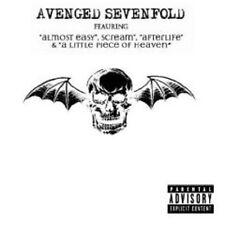 AVENGED SEVENFOLD - Avenged Sevenfold CD