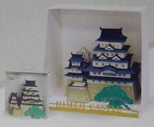 Himeji Castle Paper Nano Laser Cut Intricate Paper Model Construction PN-101
