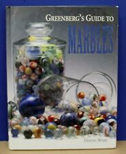 Greenberg's Guide to Marbles Dennis Webb Hardcover 1994