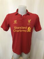 FC Liverpool 2012/2013 Home Size M Warrior football shirt soccer jersey maillot