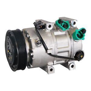 For Hyundai Sonata Kia Optima L4 A/C Compressor and Clutch Denso 471-6044