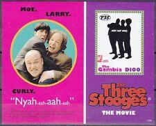 Gambia 2012 Film / Movie The Three Stooges Block **