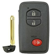 Virgin Smart Key Prox Keyless Entry Remote Uncut Blade Fits Toyota HYQ14ACX